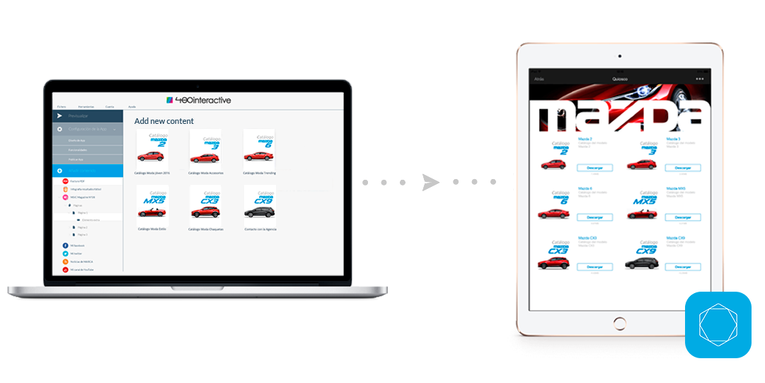 Create apps for catalogs without coding | 480interactive