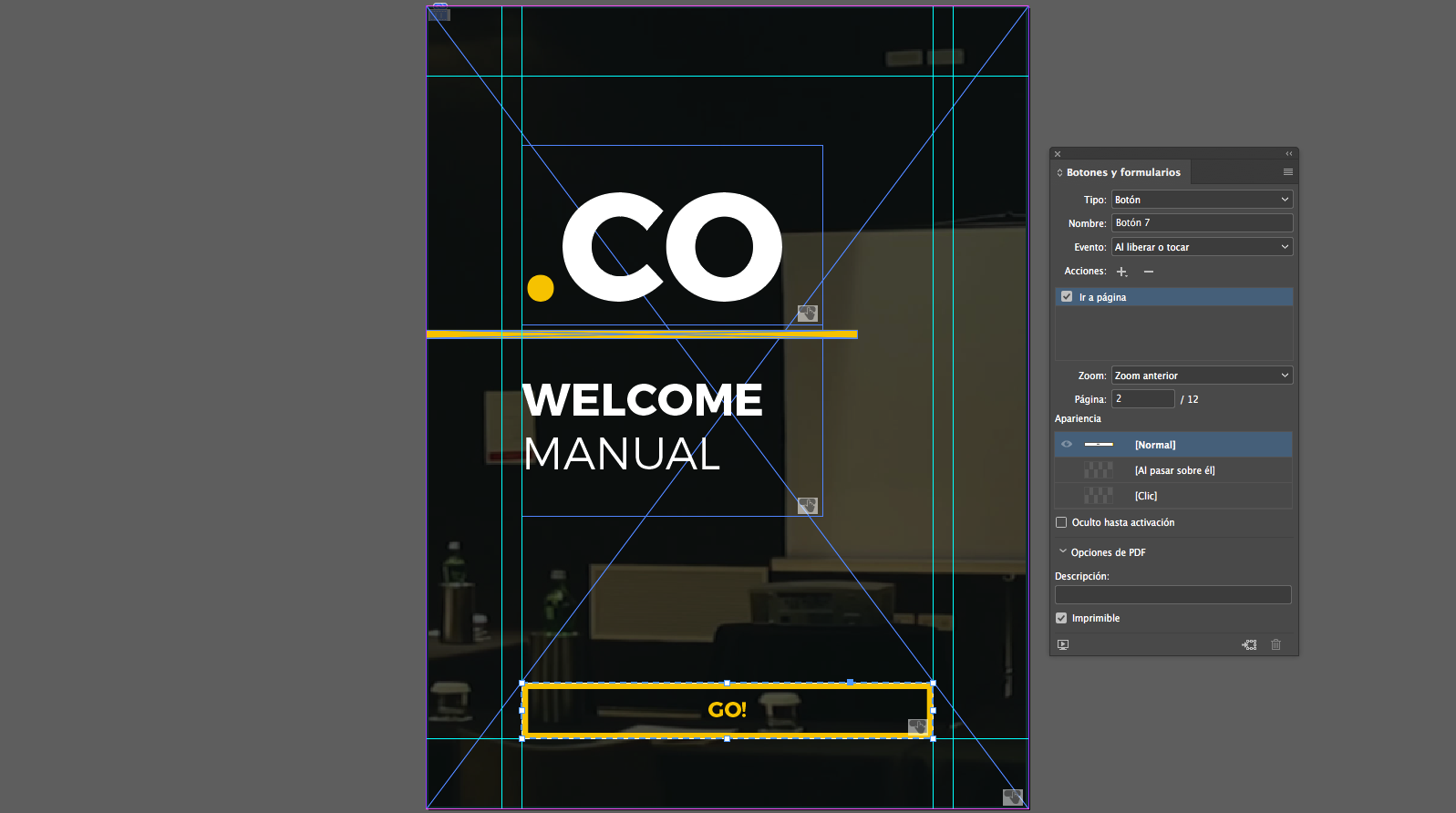 Welcome Manual | 480interactive